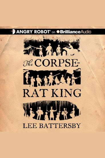 The Corpse-Rat King - cover