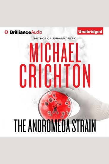 The Andromeda Strain - cover