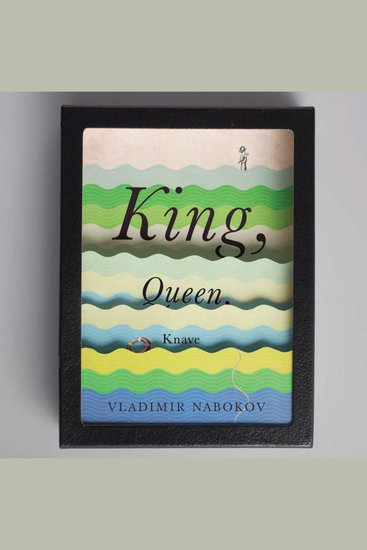 King Queen Knave - cover