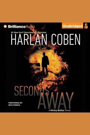 Seconds Away - A Mickey Bolitar Novel - cover
