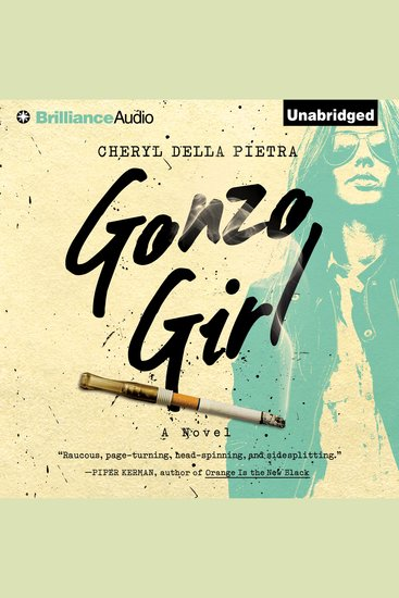 Gonzo Girl - A Novel - cover