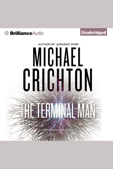 The Terminal Man - cover