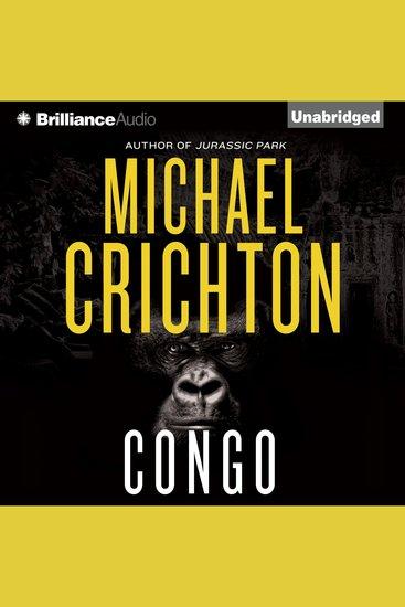 Congo - cover