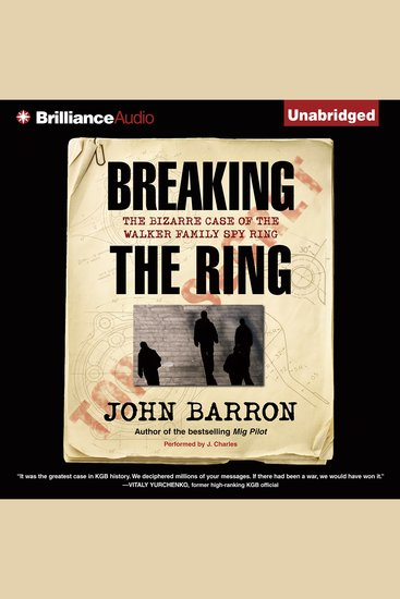 Breaking the Ring - cover