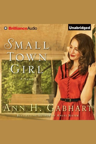 Small Town Girl - A Novel - cover