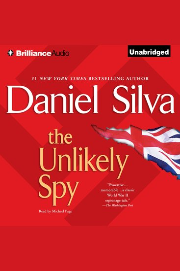 The Unlikely Spy - cover