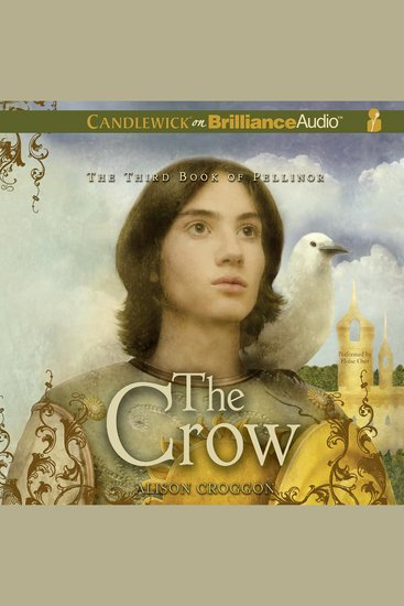 The Crow - The Third Book of Pellinor - cover