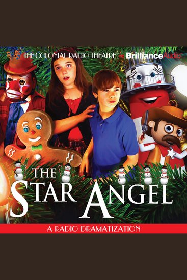 The Star Angel - cover