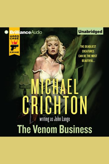 The Venom Business - cover
