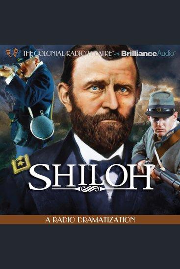 Shiloh - A Radio Dramatization - cover