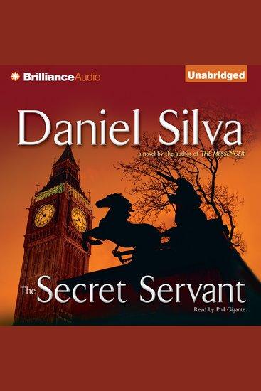 The Secret Servant - cover