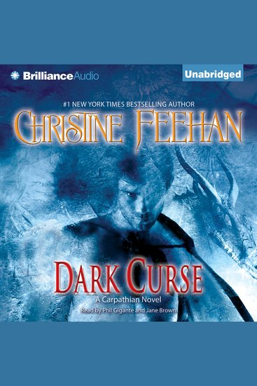 Dark Curse - A Carpathian Novel - cover