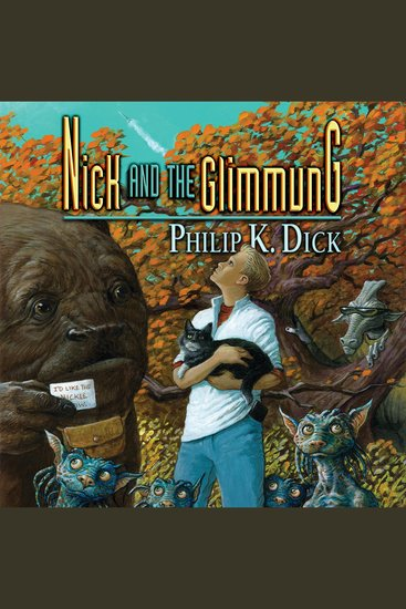 Nick and the Glimmung - cover