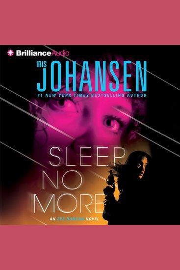 Sleep No More - cover