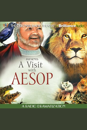 A Visit with Aesop - cover