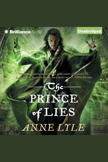 The Prince of Lies - cover
