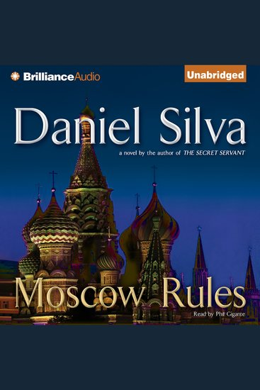 Moscow Rules - cover