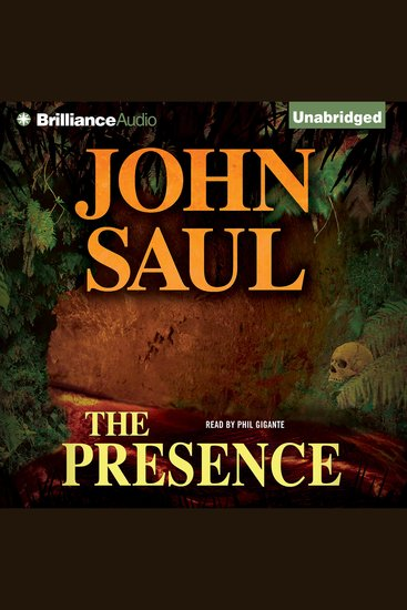 The Presence - cover