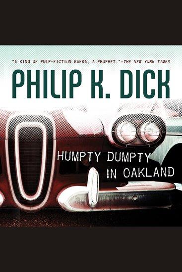 Humpty Dumpty in Oakland - cover