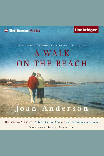 Walk on the Beach A - Tales of Wisdom from an Unconventional Woman - cover