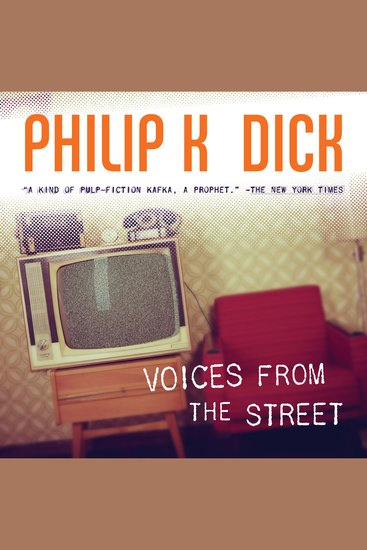 Voices from the Street - cover