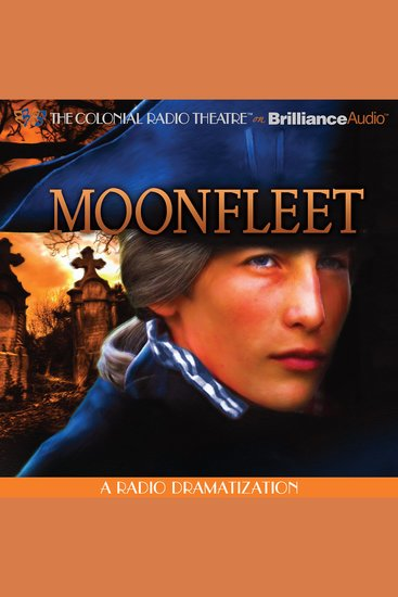 Moonfleet - A Radio Dramatization - cover