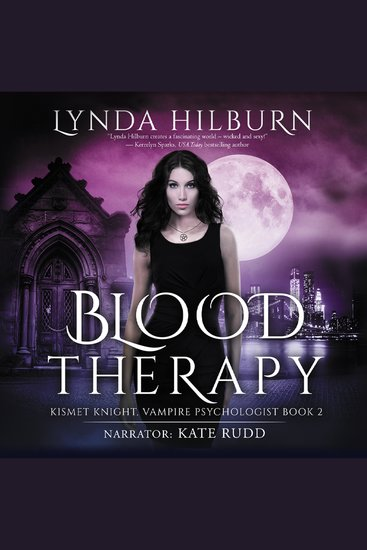 Blood Therapy - cover