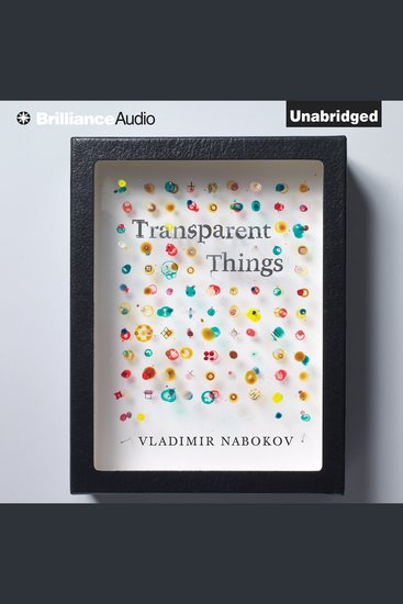 Transparent Things - cover