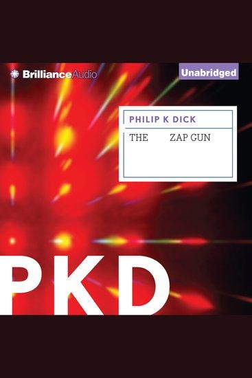 The Zap Gun - cover