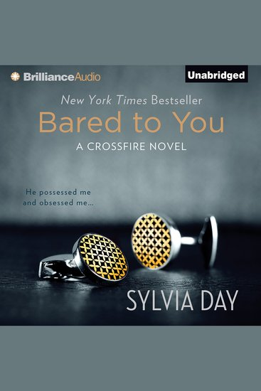 Bared to You - A Crossfire Novel - cover