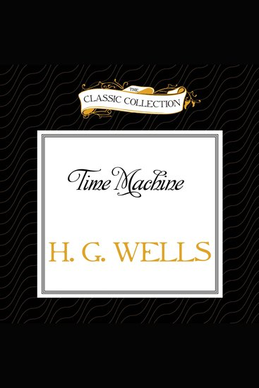 Time Machine - cover
