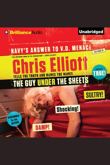 The Guy Under the Sheets - The Unauthorized Autobiography - cover