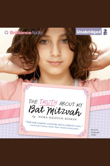 The Truth About My Bat Mitzvah - cover