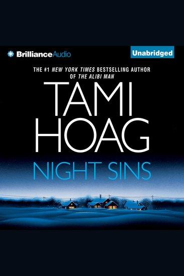 Night Sins - cover