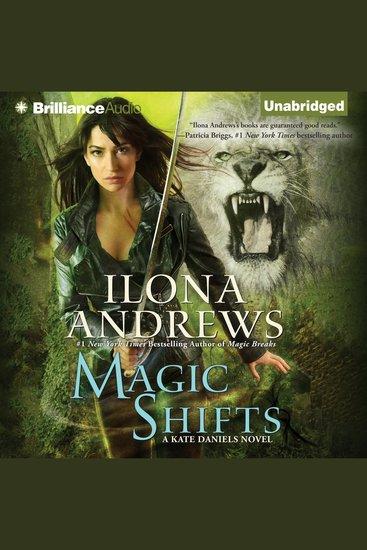 Magic Shifts - cover