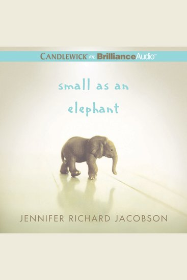 Small as an Elephant - cover