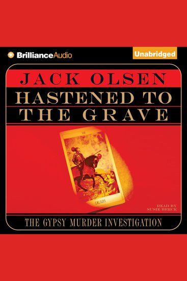 Hastened To the Grave - cover