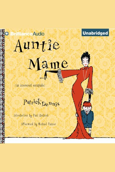 Auntie Mame - An Irreverent Escapade - cover