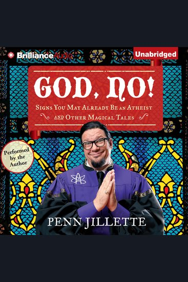 God No! - Signs You May Already Be an Atheist and Other Magical Tales - cover