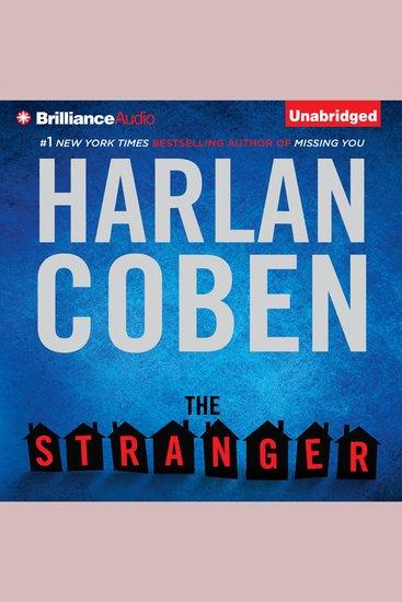 The Stranger - cover