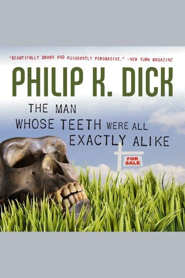 The Man Whose Teeth Were All Exactly Alike - cover