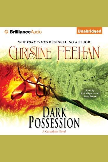 Dark Possession - A Carpathian Novel - cover