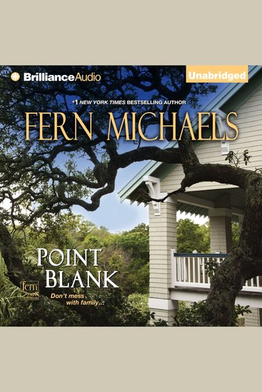 Point Blank - cover