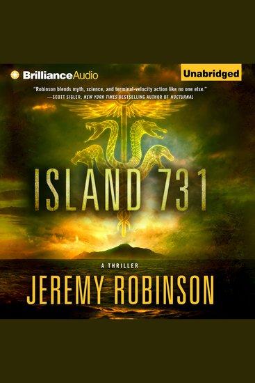 Island 731 - cover