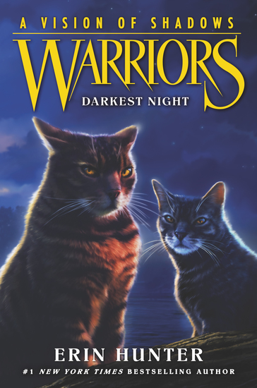 Warriors: A Vision of Shadows #4: Darkest Night - cover