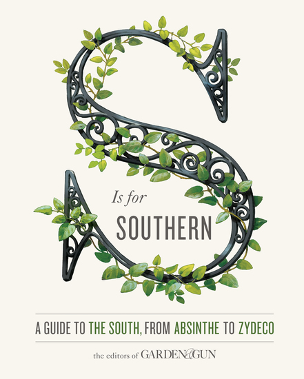 S Is for Southern - A Guide to the South from Absinthe to Zydeco - cover