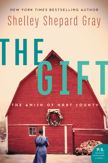 The Gift - The Amish of Hart County - cover