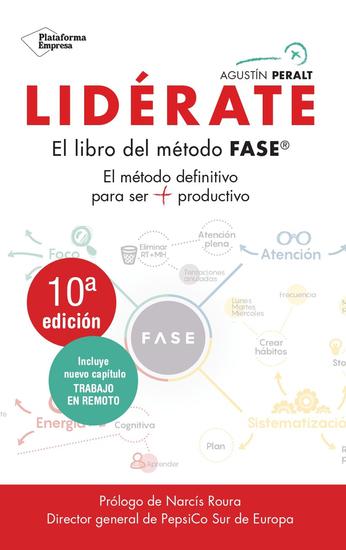 Lidérate - Método FASE - cover