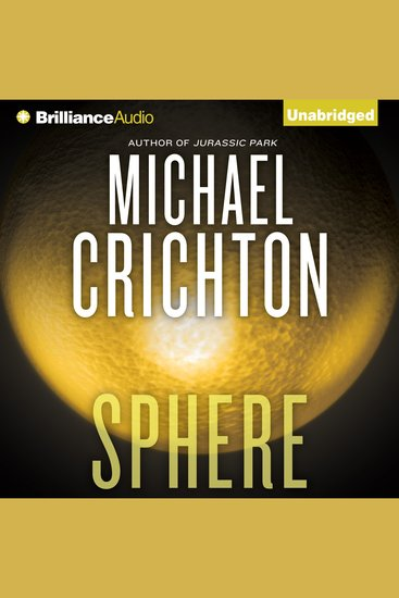 Sphere - cover