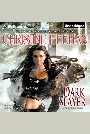 Dark Slayer - cover